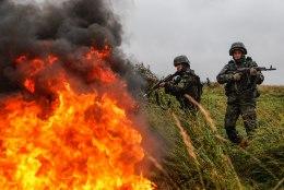 VÄLISLUUREAMET: oht sõjaks Venemaaga on väike, kuid olukord võib kiiresti muutuda