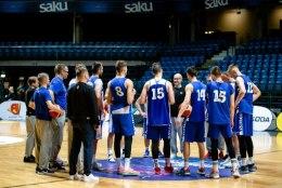 Korvpallikoondise peatreener Toijala: meil on neli päeva, et saada meeskonnaks