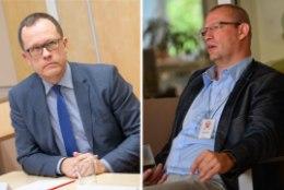 JUHTIMISKRIIS: Tartu haiglajuhid nõuavad Klaasi ja Eelmäe tagasiastumist, nõukogu soovib töörahu säilitamist