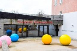GALERII | Viljandi gümnaasium saatis õpilased koju, ühel õpetajal võib olla koroonaviirus