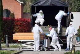 KOROONAVIIRUSE LEVIK: 189 riiki, 340 000 nakatunut, üle 14 500 surnu. Saksamaal võib homsest kohtuda korraga vaid kaks inimest