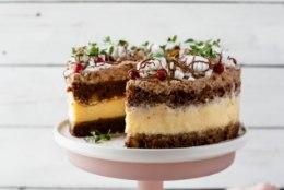 PARIM KOOK PIDUPÄEVAKS! Juustukoogikihiga šokolaadikook