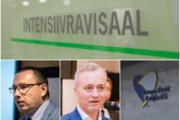 Eesti haiglajuhid: isikukaitsevahendite varud küll vähenevad, kuid praegu saame kõigile ravi pakkuda