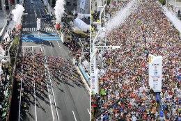 MIS SAAB OLÜMPIAST? Tokyo maratonil osales vaid käputäis jooksjaid