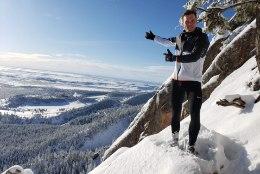 Eesti suusataja USAs: ideaalne võistlusplaan asendus eksamitega keset ööd ja keset kõrbe