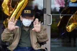 VÄGEV! 104-aastane sõjaveteran seljatas edukalt koroonaviiruse