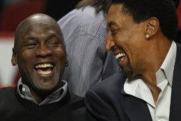 Madonna eelistas Michael Jordanile pirakama peenisega meeskonnakaaslast