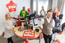 FOTOD   Õnne! Raadio Star FM tähistas juba 20. sünnipäeva