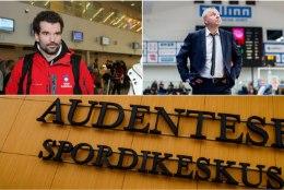 Miks valis Audentese spordigümnaasium treeneritepingile vastuolulised Kuusmaa ja Mankoči?