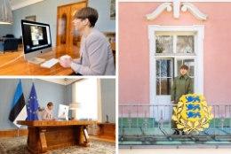 President Kersti Kaljulaid: kriisis lähedase kaotanutele avaldame veel pikalt kaastunnet