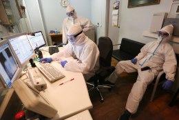 Venemaad vaevab lagunev tervishoiusüsteem ja kahtlaselt madala suremusega seotud kriitika