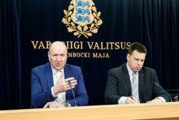 Mart Helme: Rail Balticu projekt on seisma pandud
