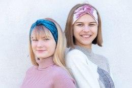 Kõrvad kevadtuule eest peitu ehk Kuidas õmmelda lipsuga peapaela?