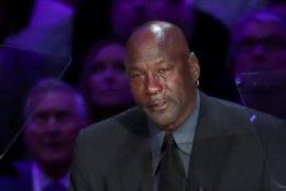 Michael Jordan politseivägivallast tumedanahaliste vastu: meil on kõrini