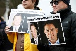 Hiina esitas luuramises kahtlustatud kanadalastele süüdistuse