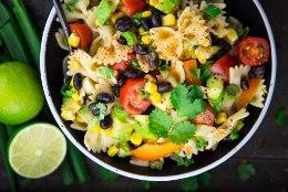 TAIMNE PÄEVARETSEPT | Mehhikopärane pastasalat
