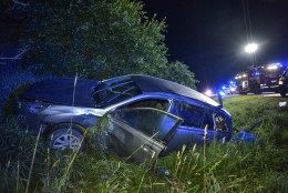 FOTOD | 15aastane joobes juht põhjustas Põltsamaa lähedal raske õnnetuse
