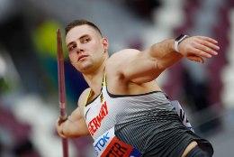 VIDEO | Johannes Vetter saatis oda 90 meetri joone taha