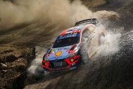 Rally Estonial kihutab kuraditosin WRC masinat