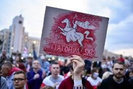 Riigikogu võttis vastu avalduse Valgevene toetuseks
