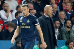 Gareth Bale keeldus Manchester City vastu mängimast