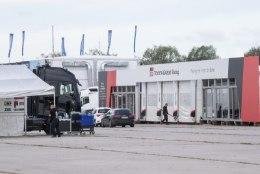 Terviseamet kehtestas Rally Estonia kiiruskatsetele liikumispiirangud