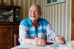 Hooldushaiglas viibiv 90aastane Uno Loop: paranen iga päevaga, aga väga aeglaselt