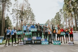 Tartu Rattamaratoni eelüritustest võttis osa üle 400 ratturi
