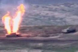 LÄKS SÕJAKS: Armeenia kuulutas välja üldmobilisatsiooni, alla tulistati Aserbaidžaani helikopter