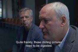 Eesti valitsuse esindajad nägid juba augustis filmikaadreid parvlaev Estonia vrakiaugust