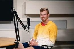 """""""TUGITOOLIS SPORTLANE""""    Eesti parim discgolf'i mängija Albert Tamm: kui plaan pole paindlik, siis plaan on s*tt"""