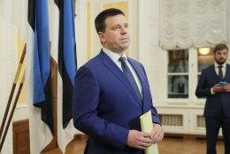 ÕL VIDEO JA FOTOD | Peaminister Jüri Ratas teatas tagasiastumisest