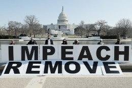 USA kongress asus arutama Trumpi ametist tagandamist