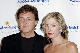 Paul McCartney kurikuulus eksnaine Heather Mills kihlus noore kallimaga