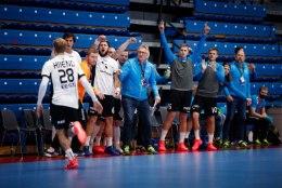 Täna kogunev meeste käsipallikoondis valmistub mängudeks Bosniaga