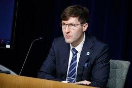 Martin Helme presidendiga kohtuma ei lähe: päris hea huumor, et ühiskonna esilõhestaja tuleb õpetama sildade ehitamist