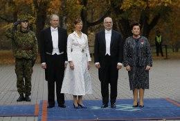 GALERII  JA VIDEO | Alar Karis:  presidendina tahan olla tasakaalustaja ja lepitaja