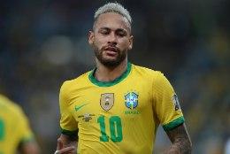 TOHOH! Neymar võib peagi koondisekarjääri lõpetada