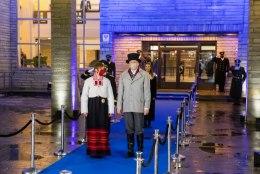 Liisi Eesmaa Kersti Kaljulaidi riietusest: president on meie vaimueeskuju, ta ei pea olema moeiidol