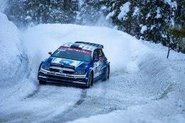 Egon Kaur jäi Lapimaa MM-rallil WRC3 arvestuses napilt teiseks