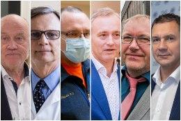Haiglajuhid annavad ausa ülevaate võitlusest koroonaga