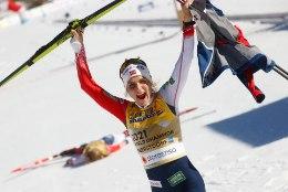 Johaug võttis MMil järjekordse seljavõidu, Eesti suusakaksikud jäid protokolli teise poolde