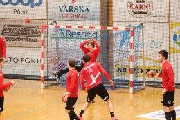 GALERII | Avapoolaja ühe väravaga kaotanud Serviti vandus ajaloolises veerandfinaalis kodus alla Rootsi klubile