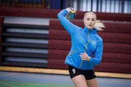 Ainsa eestlannana piiri taga mängiv Alina Molkova: algus oli raske nii mulle kui vanematele