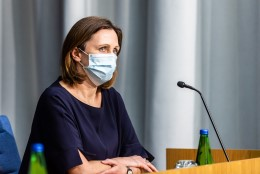 VIDEO | Kuidas läheb Eestil vaktsineerimisega? Maris Jesse: peagi saavad kõik vaktsineerida!