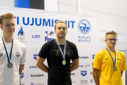 OOTUS: mitu Eesti meesujujat alistavad EMil olümpiamängude A-normi?