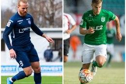 SPETSIALISTID ANALÜÜSIVAD | Henri Anier versus Rauno Sappinen – kumb on kõvem mängumees?
