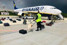 Ryanair Minski õhupiraatlusest: vabandame reisijate ees, olukord oli meie kontrolli alt väljas