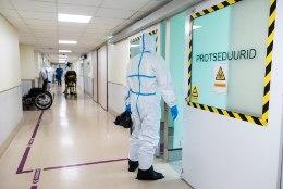Ööpäevaga lisandus 140 uut koroonapositiivset, haiglaravi vajab 137 patsienti