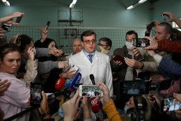 Aleksei Navalnõid ravinud arst jäi jäljetult kadunuks